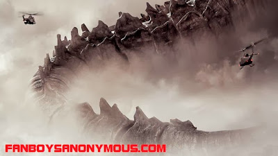 Gareth Edwards directed Godzilla reboot released 2014