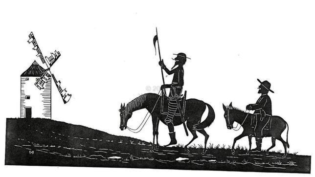 IV Centenario muerte de Cervantes