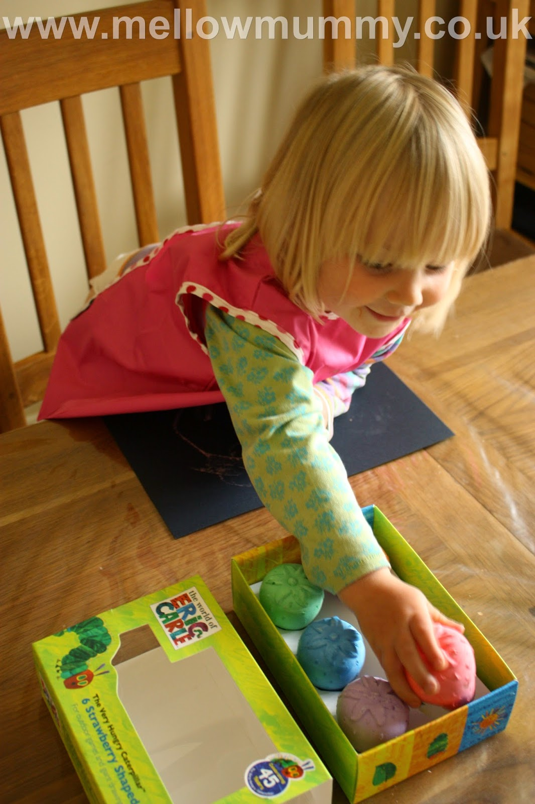 Very Hungry Caterpillar Chalks
