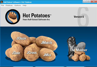Hot Potatoes 6.3 Terbaru