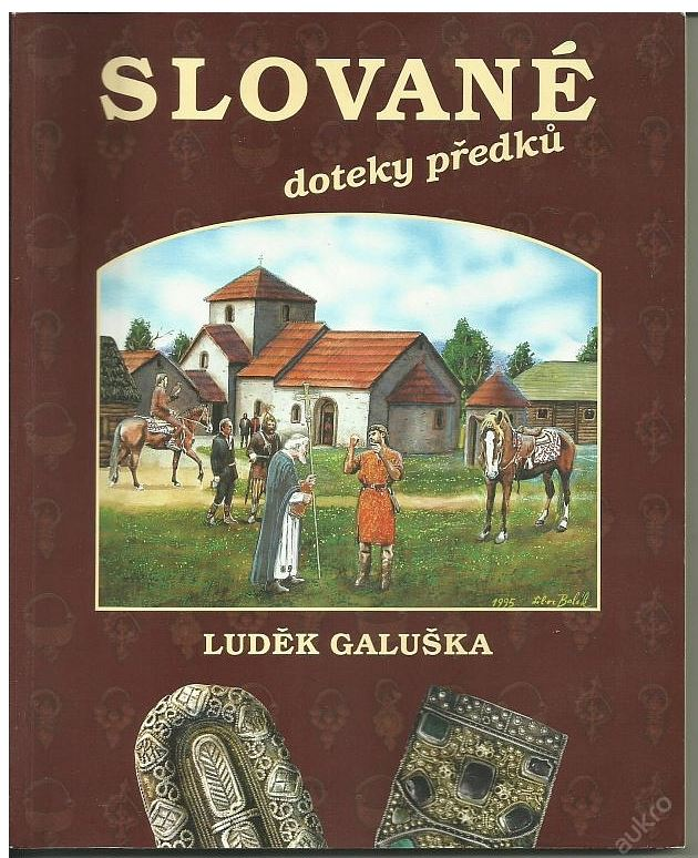Knihy o Slovanoch