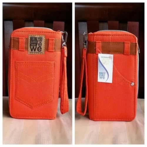 HPO JUST WE ORANGE, HPO JEANS MURAH, HPO TALI PENDEK