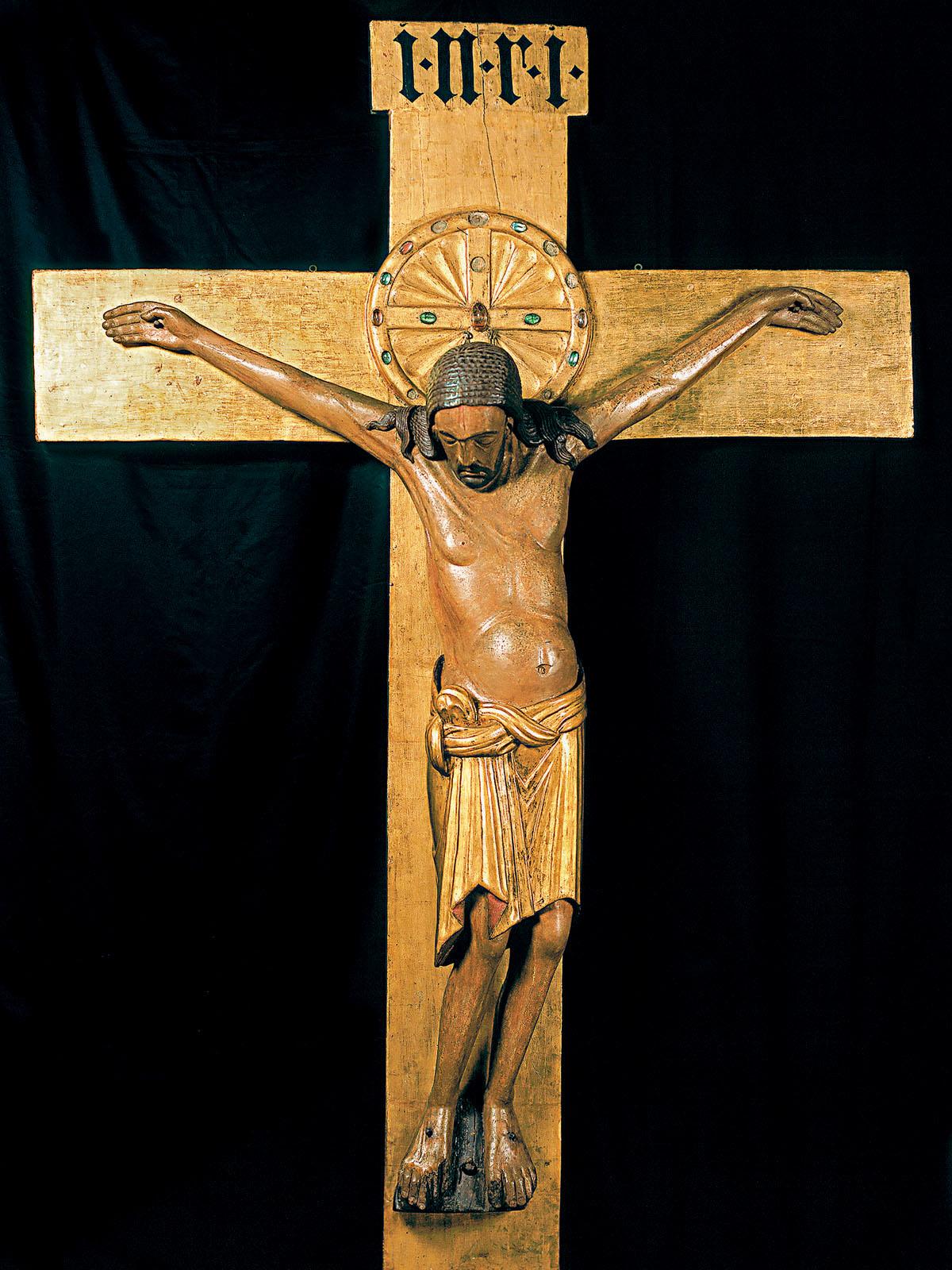 Art history gero crucifix gero crucifix biocorpaavc Choice Image