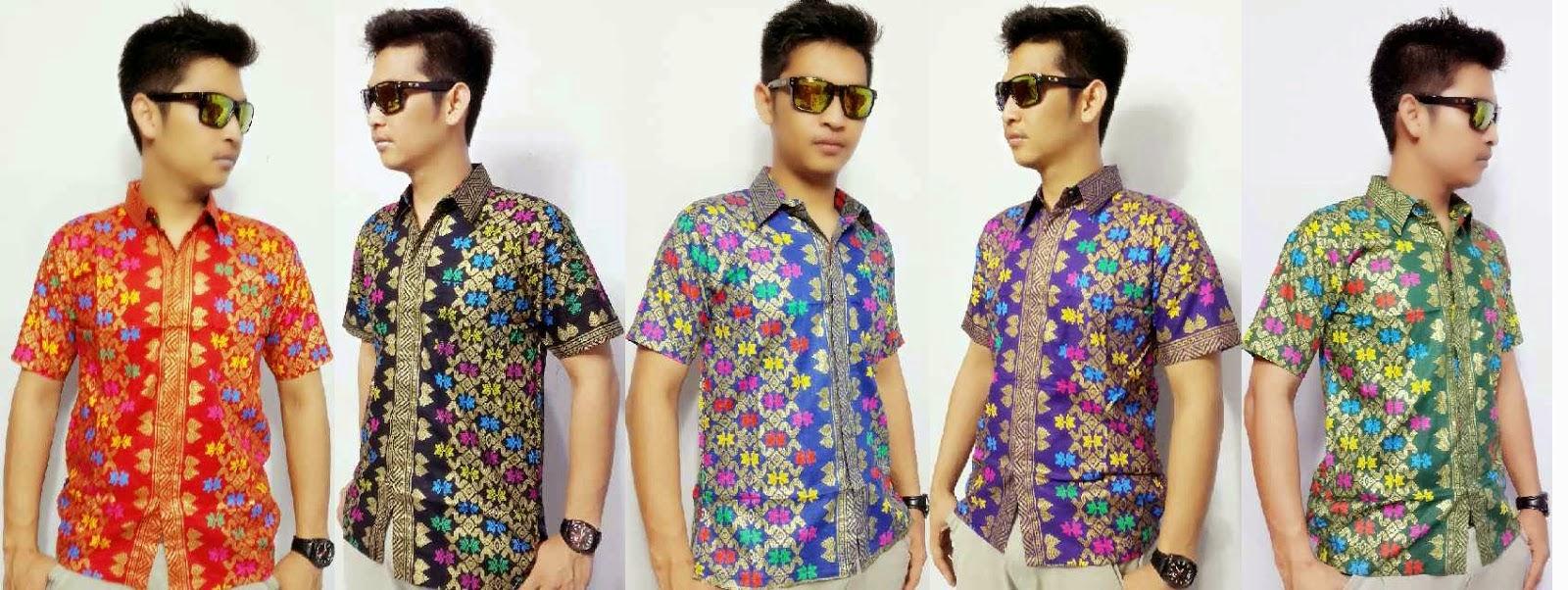 Model baju batik modern tahun ini - Model Baju Batik Modern Tahun Ini 12
