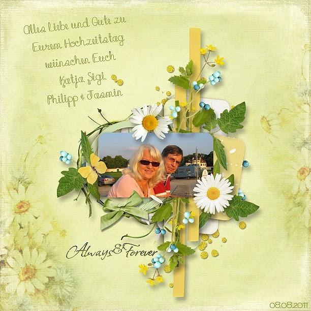 Katjas Fotos und Scraps: Alles Liebe zum Hochzeitstag!