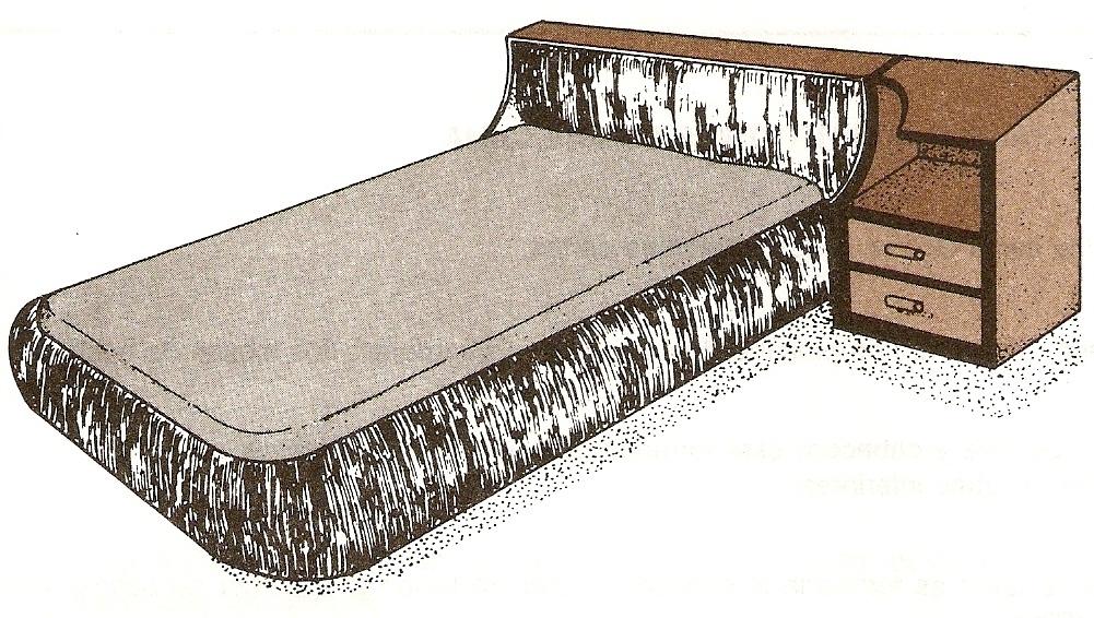 Como hacer una cama de madera casera taringa for Como hacer una base de cama