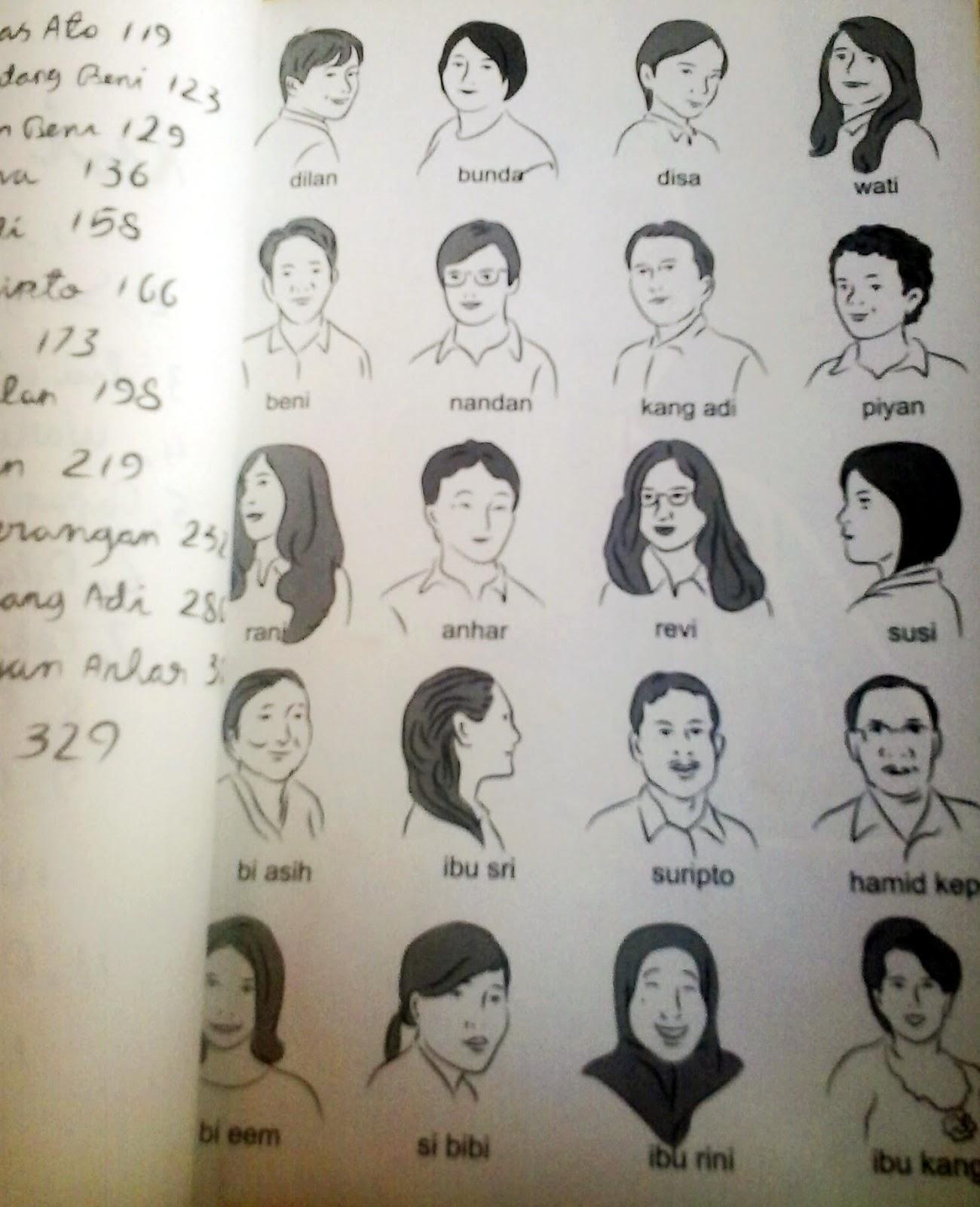 [Book Review] Dilan : Dia adalah Dilanku Tahun 1990 | Another