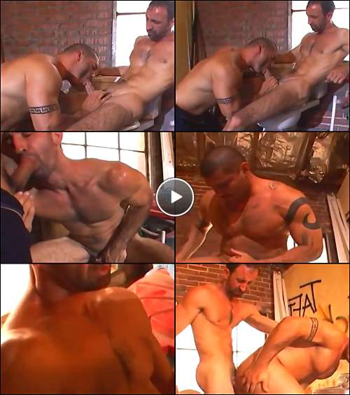 gay porn bathroom video