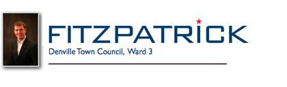Councilman Gene Fitzpatrick • Denville, NJ