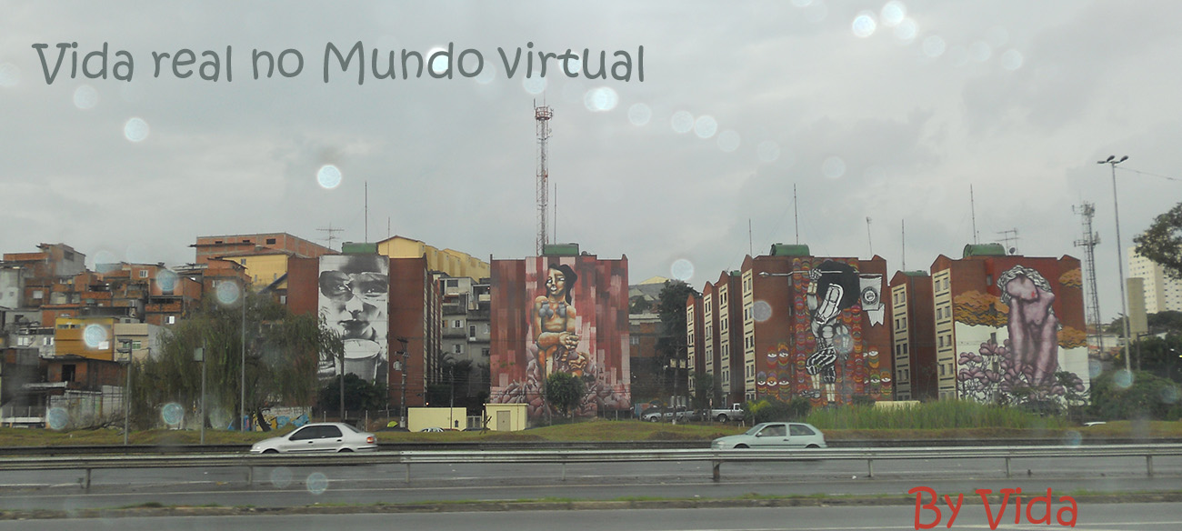 Vida real no mundo virtual