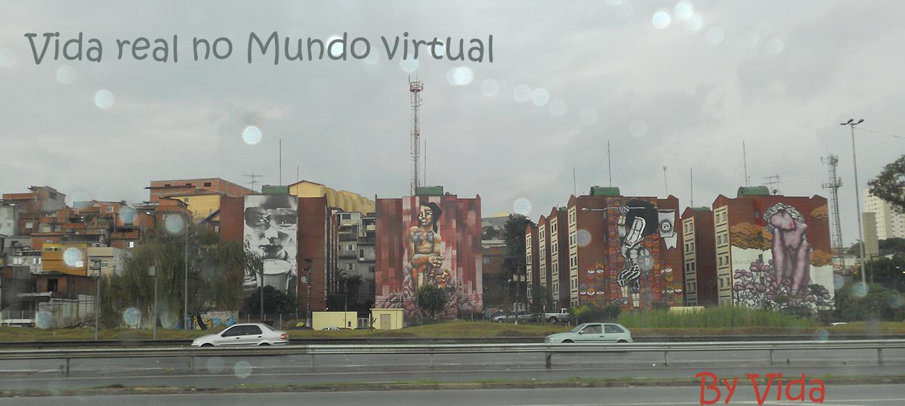 Vida real no mundo virtual