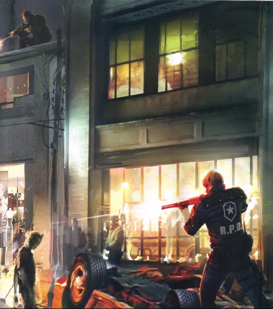 Resident Evil Operation Raccon City Untitled