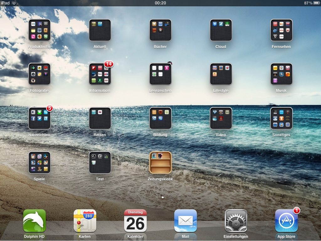 how to take a screenshot on the ipad