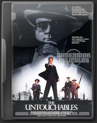 Los Intocables (BRRip HD Inglés Subtitulada) (1987)