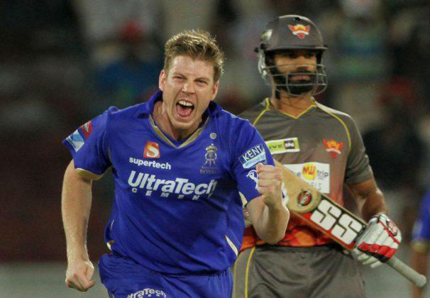 James-Faulkner-SRH-vs-RR-IPL-2013