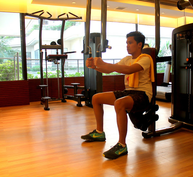 EDSA Shangri-La Health Club