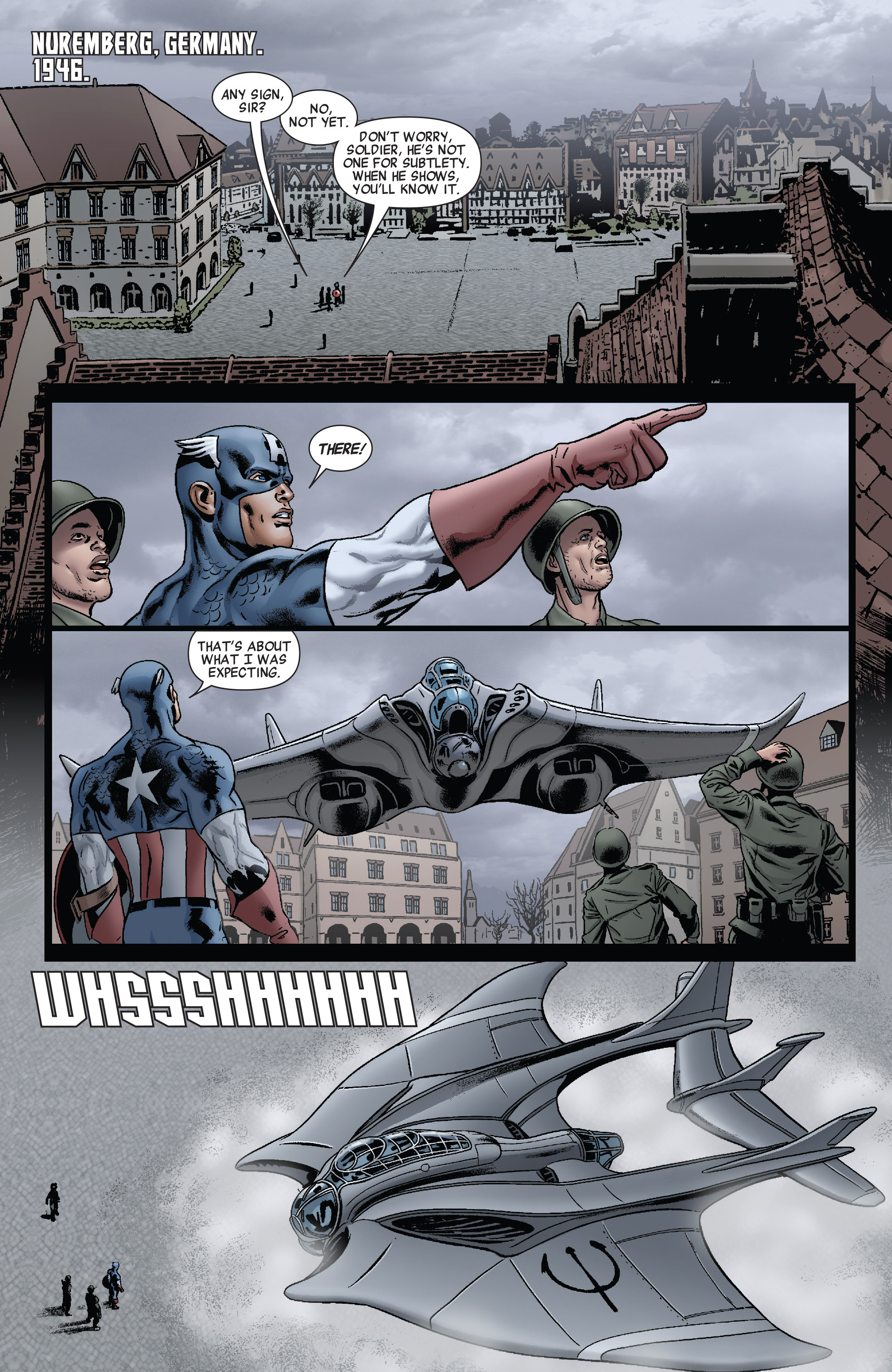 Read online All-New Invaders comic -  Issue #10 - 3
