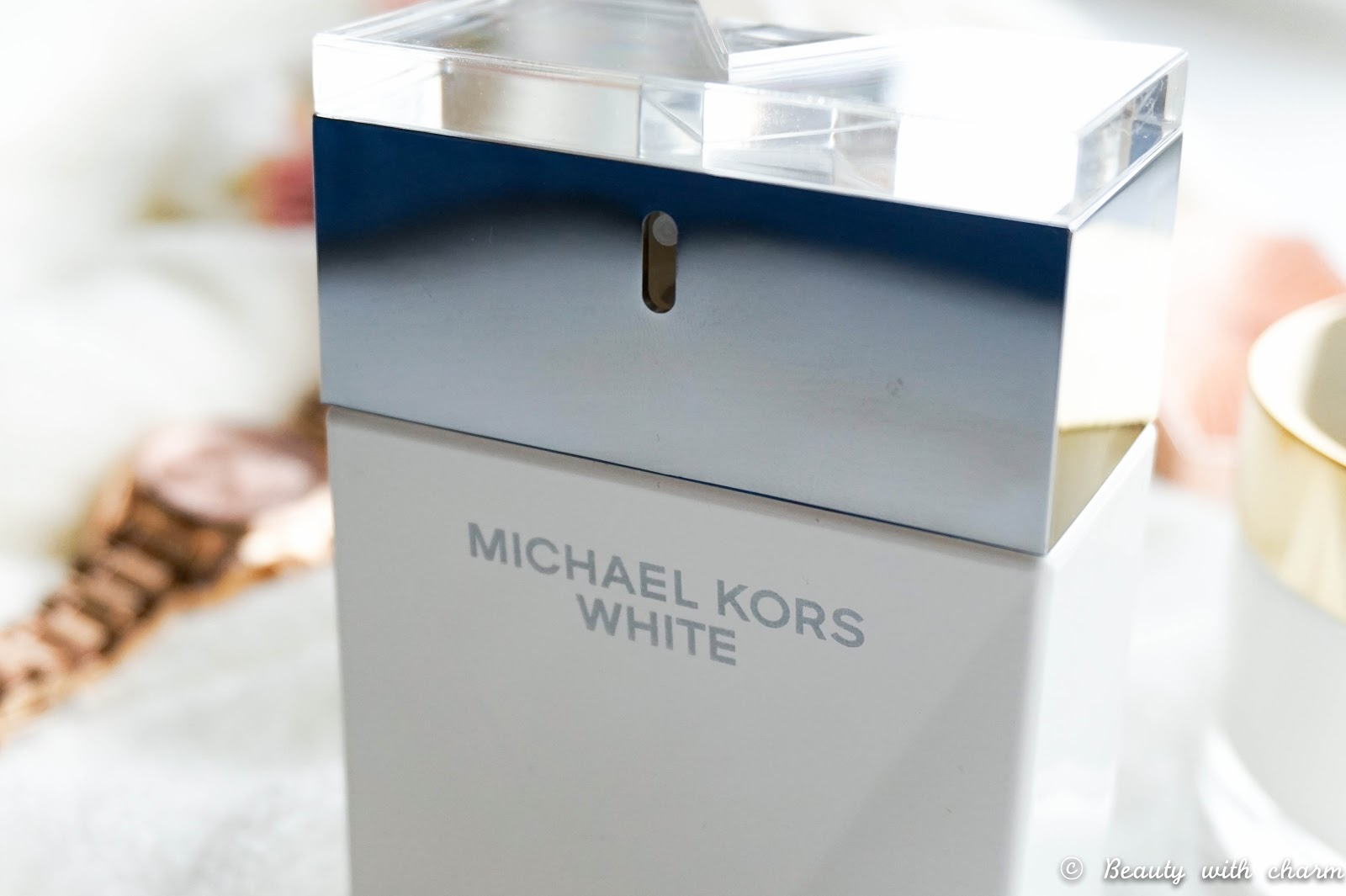 Michael Kors Indulgent Body Cream, Michael Kors White Perfume