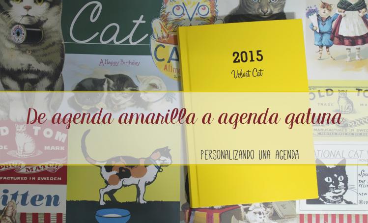 Agenda 2015 DIY Decorar