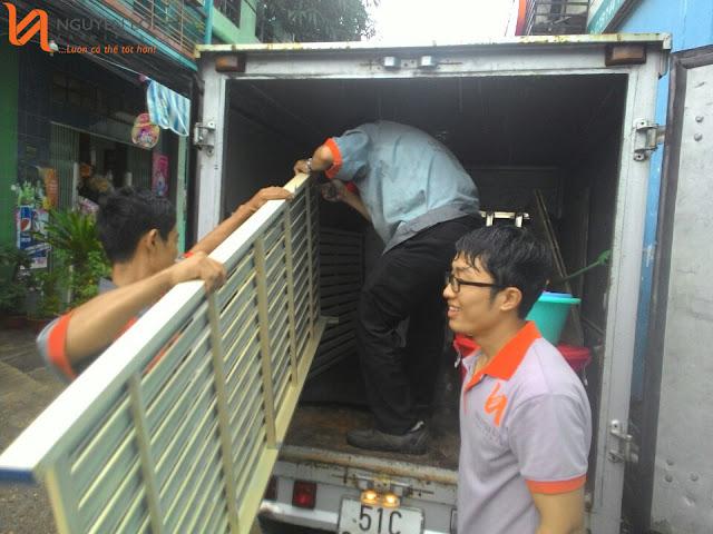dịch vụ chuyển nhà nguyên lợi