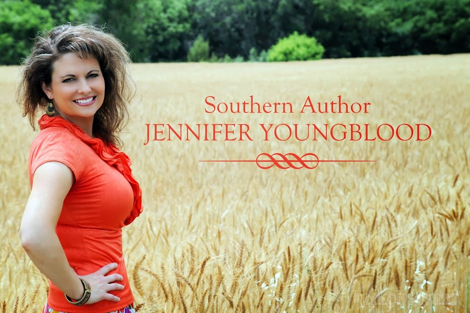 Author Jennifer Youngblood
