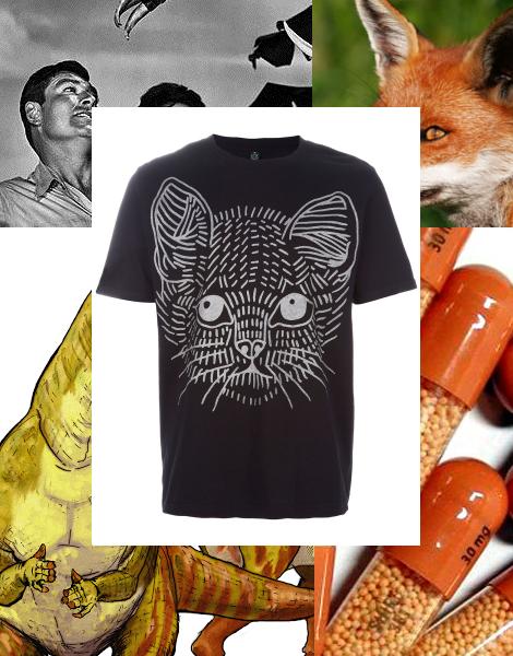 Liam Sparkes Printed T-shirt