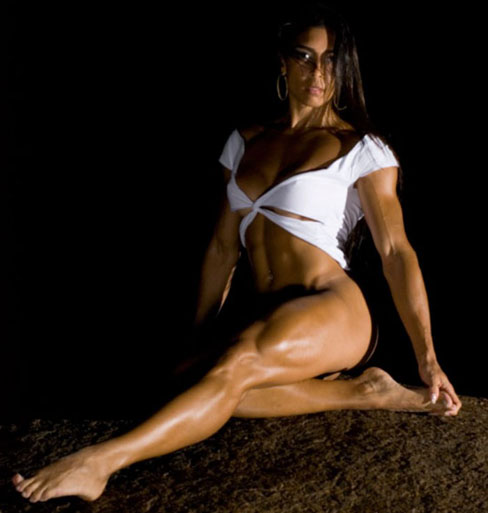 Gal Ferreira Female Muscle Bodybuilding Blog