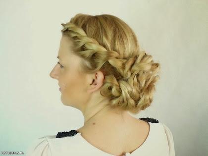fryzura ślubna 66