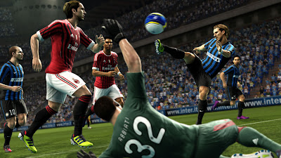 Inter forlan PES 2013: Novas Imagens