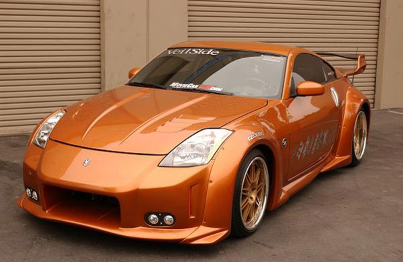 nissan 350z modified magisblogautotrendmagis. Black Bedroom Furniture Sets. Home Design Ideas