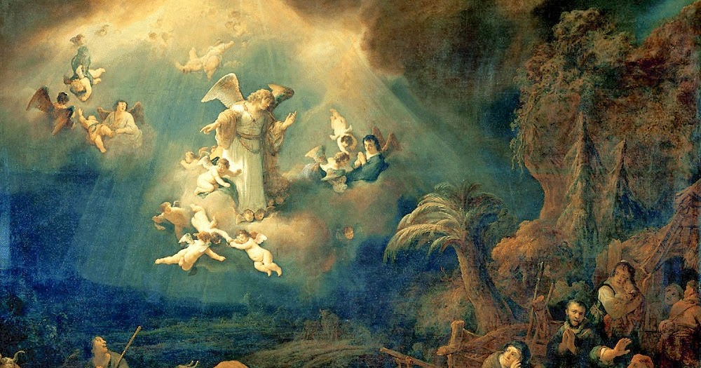 Anglican Orthodox Church Worldwide Communion Devotion on the – Angels Announce the Birth of Jesus