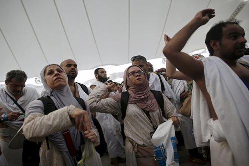 Video Tragedi Lempar Jumrah di Mina, Arab Saudi