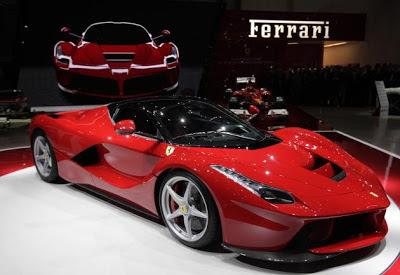 Ferrari Models 2013 2
