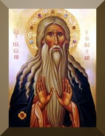 Saint Macarius of Egypt