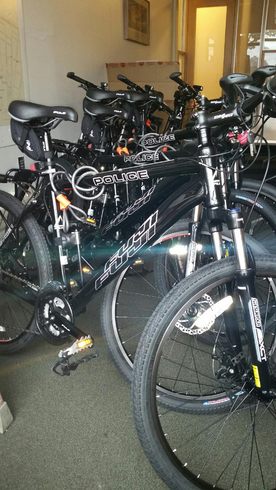 Police Bikes Used By AlliedBarton Stir Up Concerns In Battery Park City