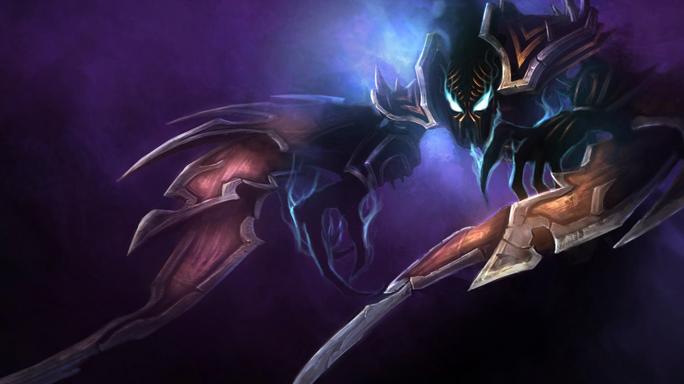 Nocturne League of Legends y9 Wallpaper HD