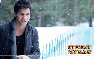 Student Of The Year Hot Varun Dhawan Close Up wallpaper