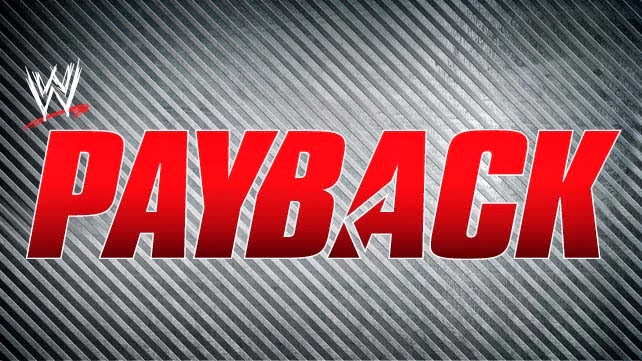 payback 2014 match schedule