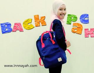 tas punggung, tas punggung wanita, tas punggung nyaman, tas punggung fashionable, backpack