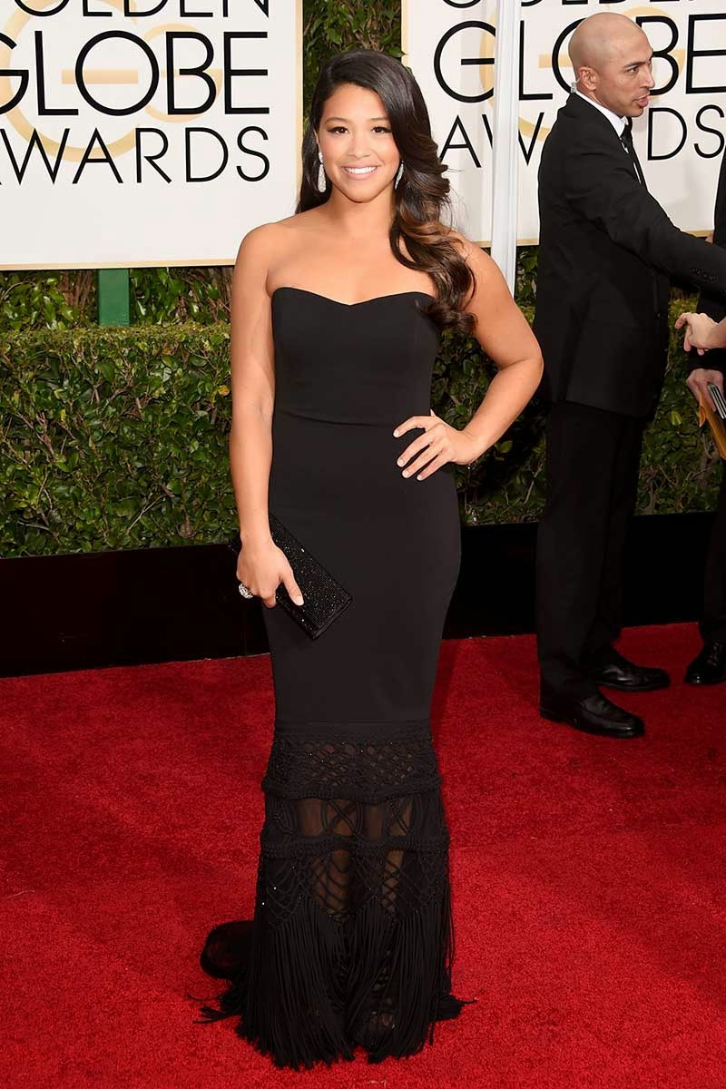 Hora de diva golden globes 2015 os vestidos do red carpet - Golden globes red carpet ...