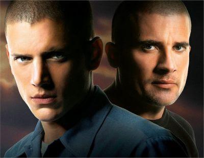 Prision Break - cine series y tv