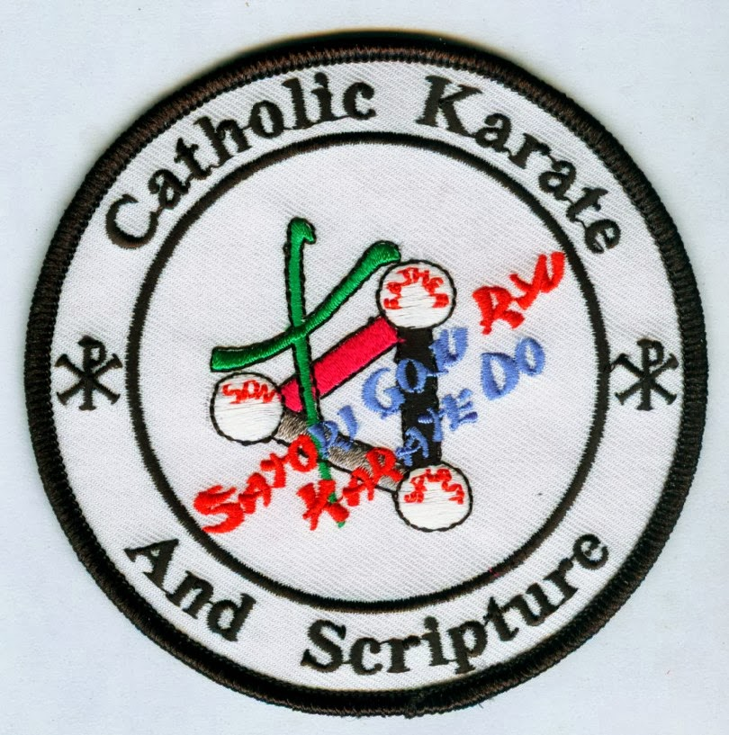 And review self defense with catholic goju karate home study course