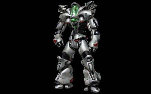 Gambar Robot Keren