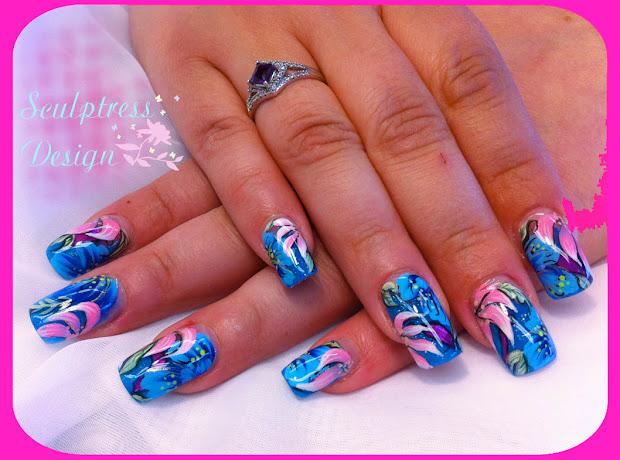 sculptress design nail studio