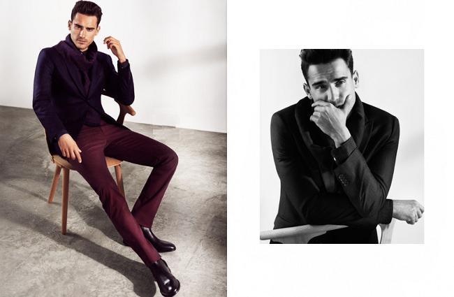 pantalon y botas negras H&M 2013