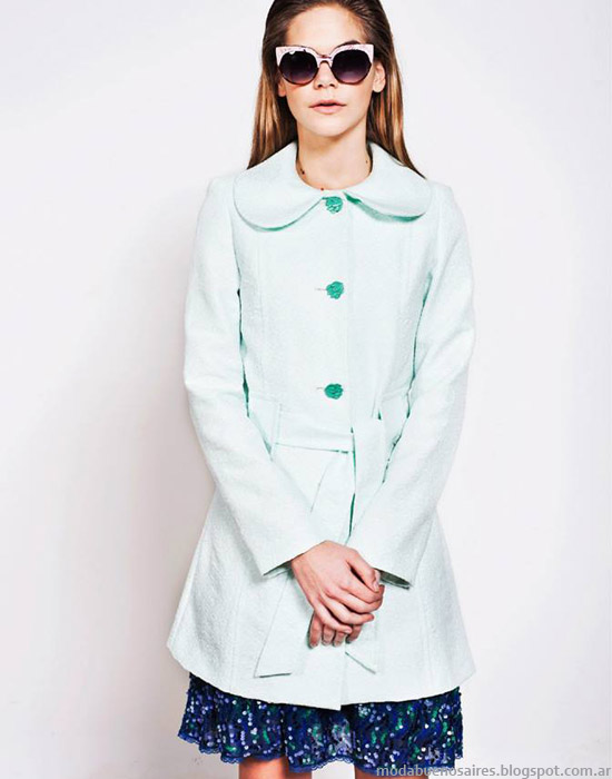 La Cofradía abrigos moda 2014