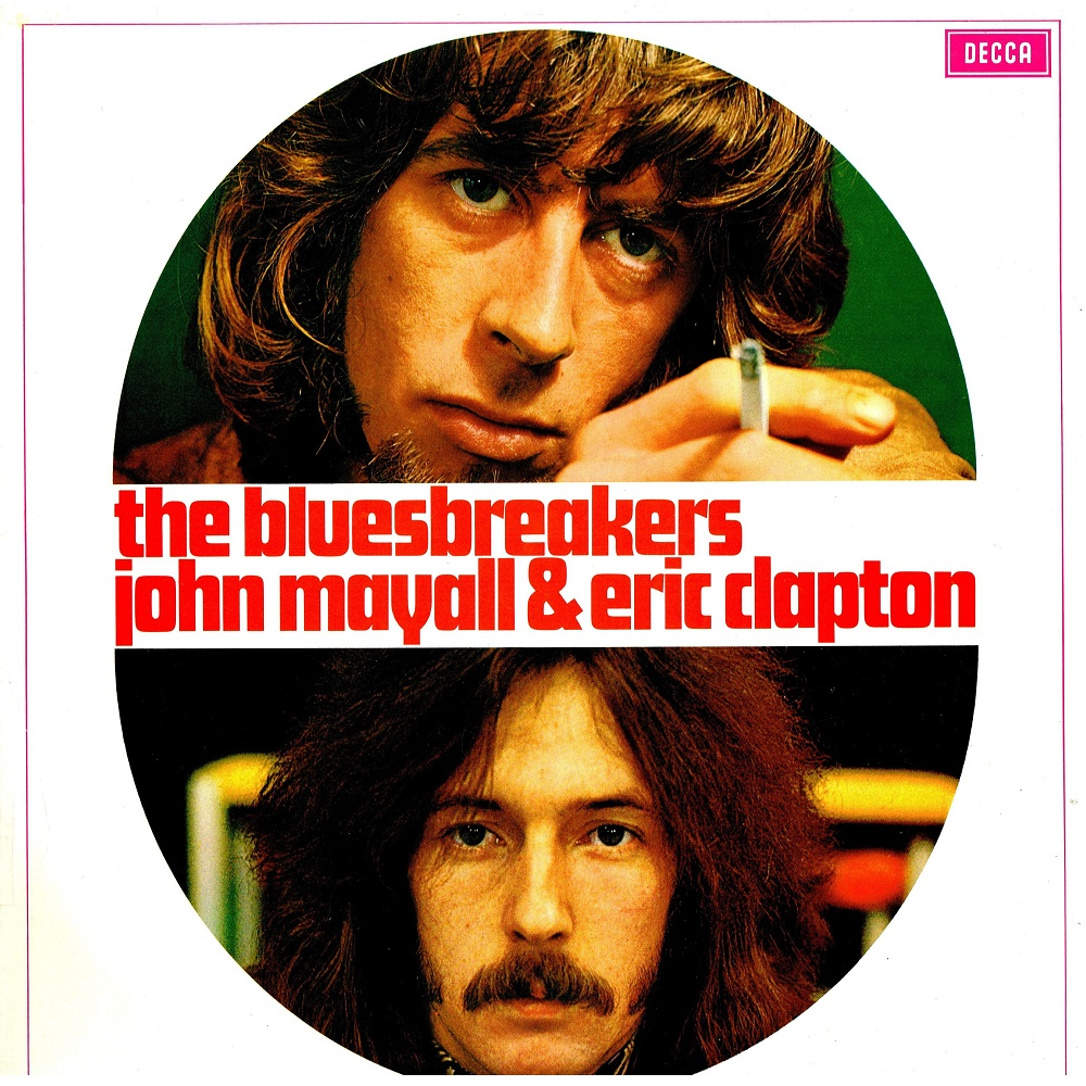 John Mayall with Eric Clapton Bluesbreakers With Eric Clapton