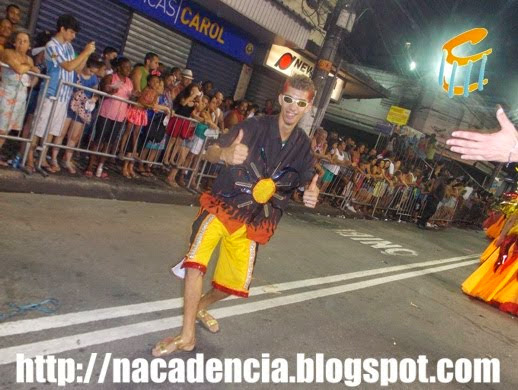 Personagens da Folia