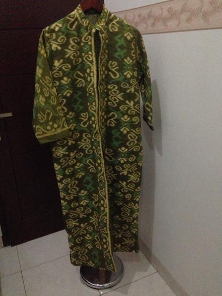 Model Cardigan Batik Panjang Murah