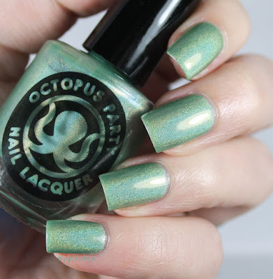 Octopus Party Nail Lacquer Aruba Wakening by Bedlam Beauty